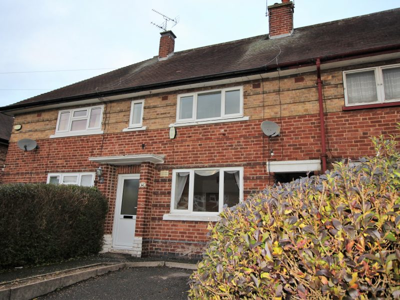 Lovely 2 Bedroom House Plus Attic Conversion In Chaddesden